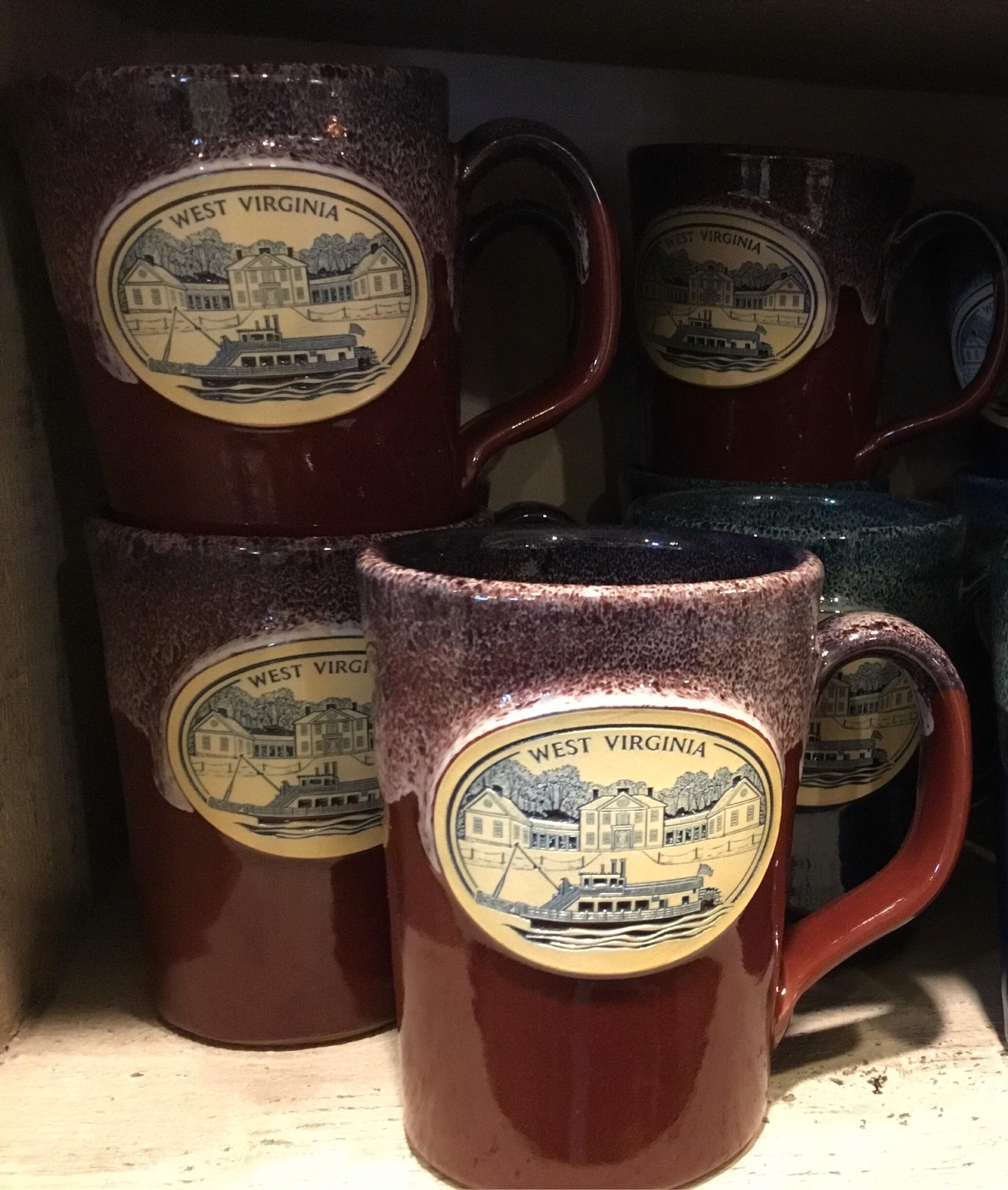West Virginia Souvenir Mug