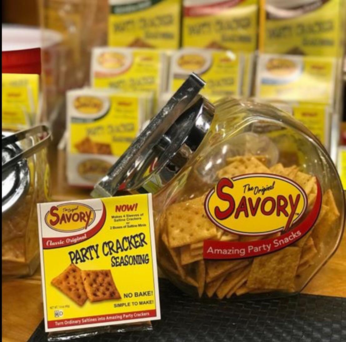 Savory Party Cracker Seasoning Original